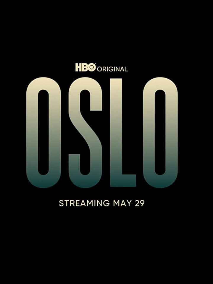 Trailer for the New HBO Film Oslo with Ruth Wilson and Andrew Scott