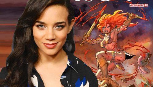 Hannah John-Kamen will be the Red Sonja in Joey Soloway's Film