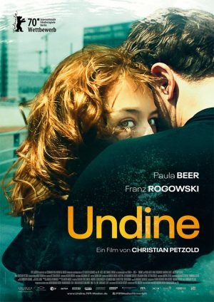 Trailer of Christian Petzold's Poetic Undine with Franz Rogowski and Paula Beer