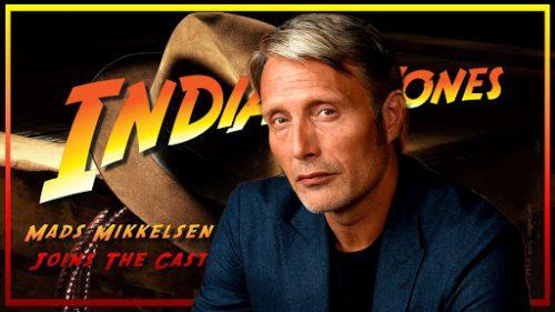 Mads Mikkelsen Joins James Mangold's Indiana Jones 5