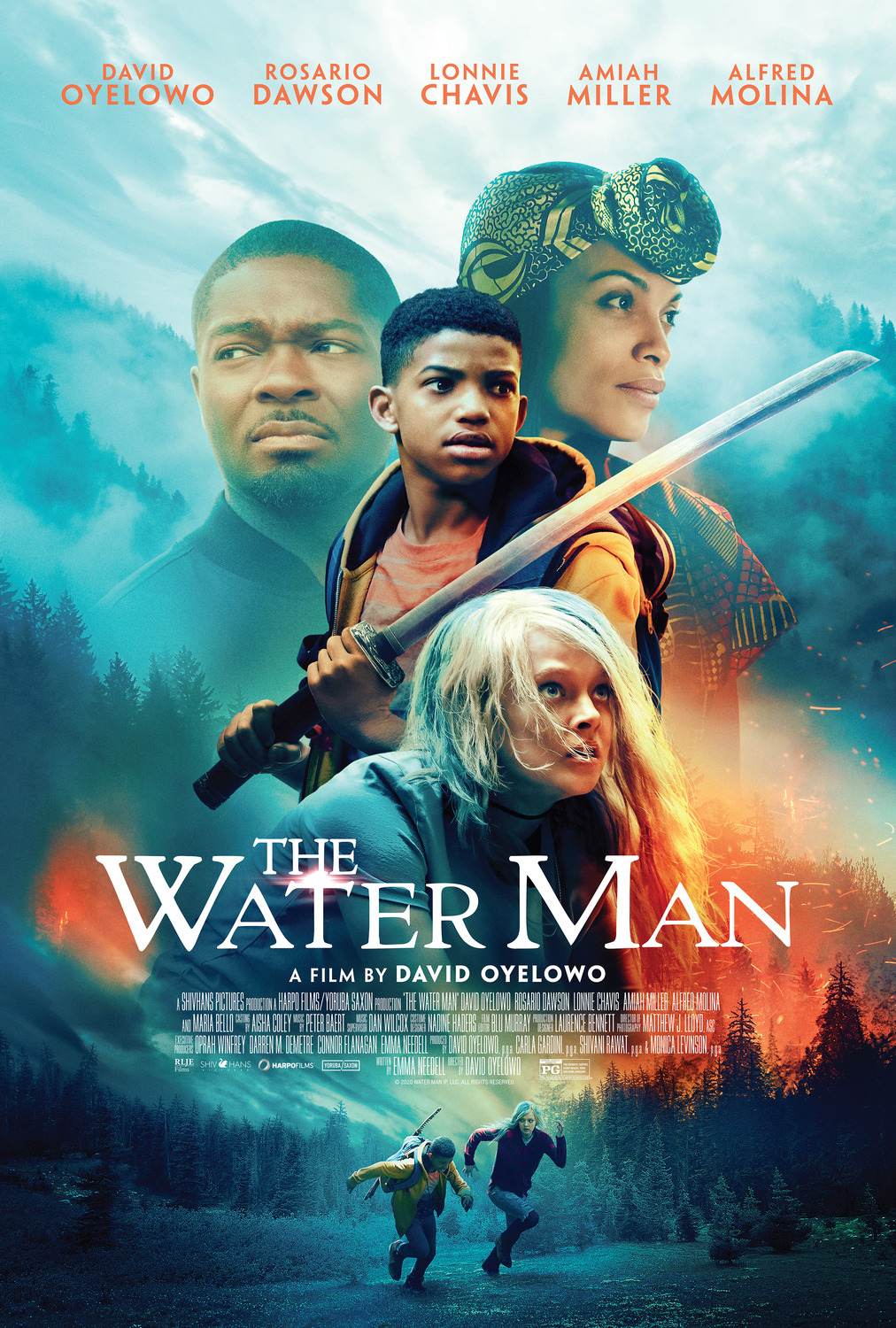 Trailer for David Oyelowo's Directorial Debut The Water Man