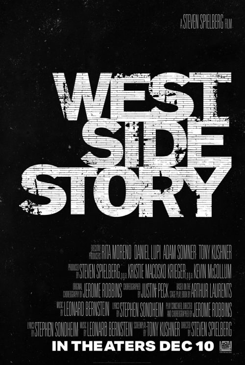 First Trailer for Steven Spielberg's West Side Story