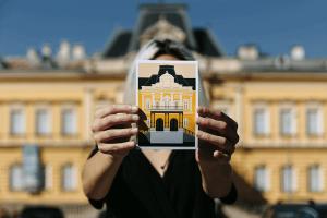 Sibila Kerelezova Created a Guide for Galleries in Sofia