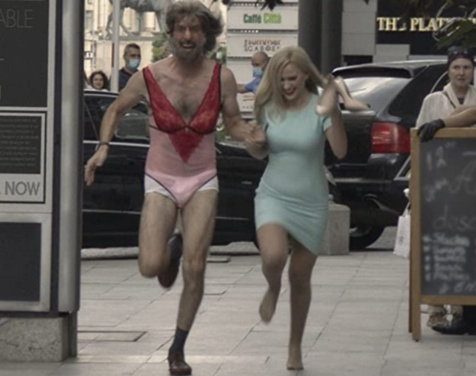 Unshown Footage from Borat 2 is Released (Video)