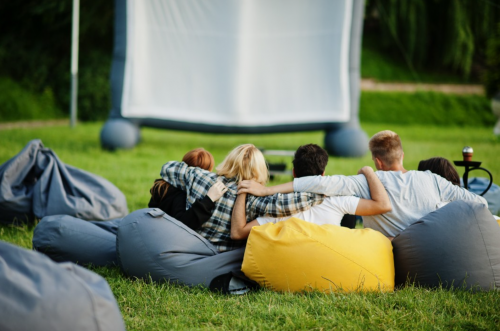 Plovdiv Residents will Watch Free Movies on the Hills, Parks and Gardens
