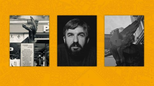 Literary Routes in Sofia on June 16 with Marin Bodakov