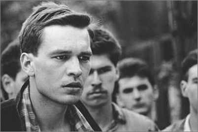 Screening of the Film Poznan '56 and a Lecture by Polish Director and Screenwriter Filip Bajon