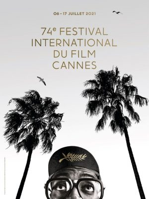 The Official Poster of the Cannes Film Festival Pays Tribute to Director Spike Lee
