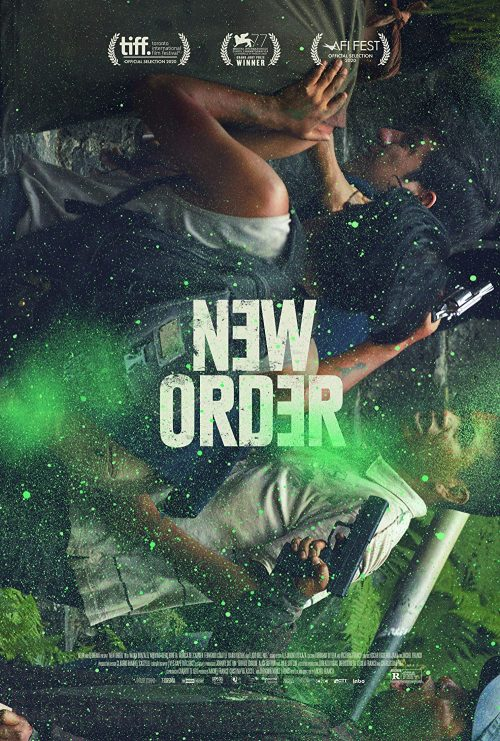 Trailer for the Mexican Film New Order, One of the Favorites of Venice 2020