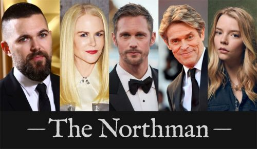 Premiere date for Robert Eggers' Ambitious Project The Northman with Alexander Skarsgård