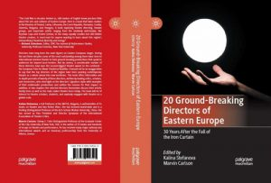 Book by Prof. Kalina Stefanova Introduces the English-speaking World to the Achievements of Directors from Eastern Europe