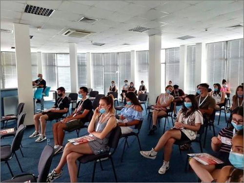 Young People from the Bulgarian Diaspora Build Shared Values, Skills and Competencies at a Seminar of the Bulgarian Memory Foundation