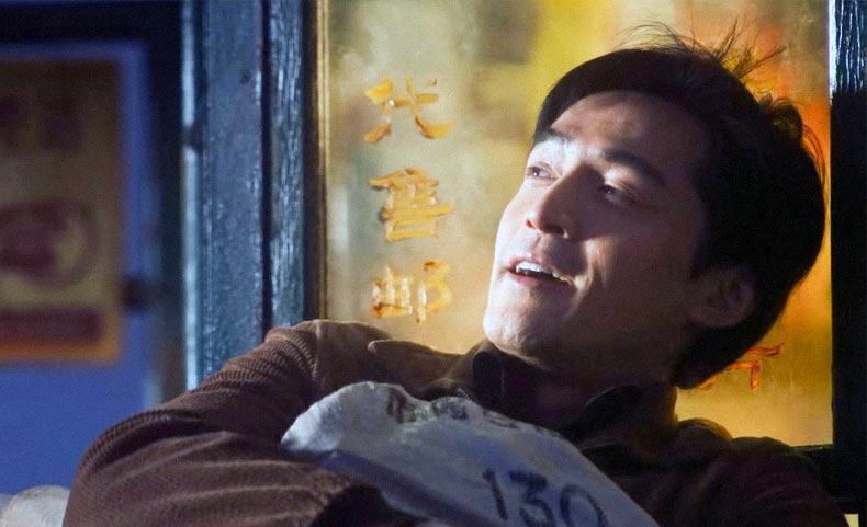 Teaser of a New TV series Blossoms Shanghai by Won Kar-wai