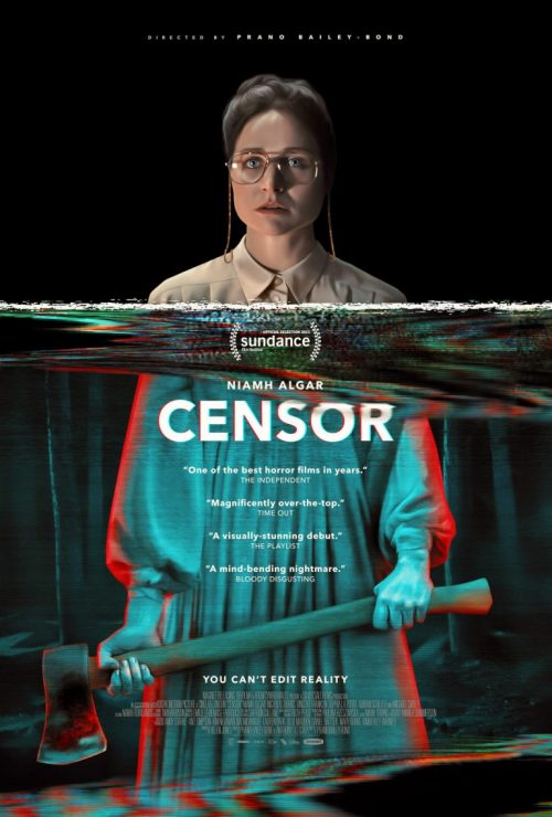 """Trailer for the Festival Hit of Prano Daily-Bond """"Censor"""""""