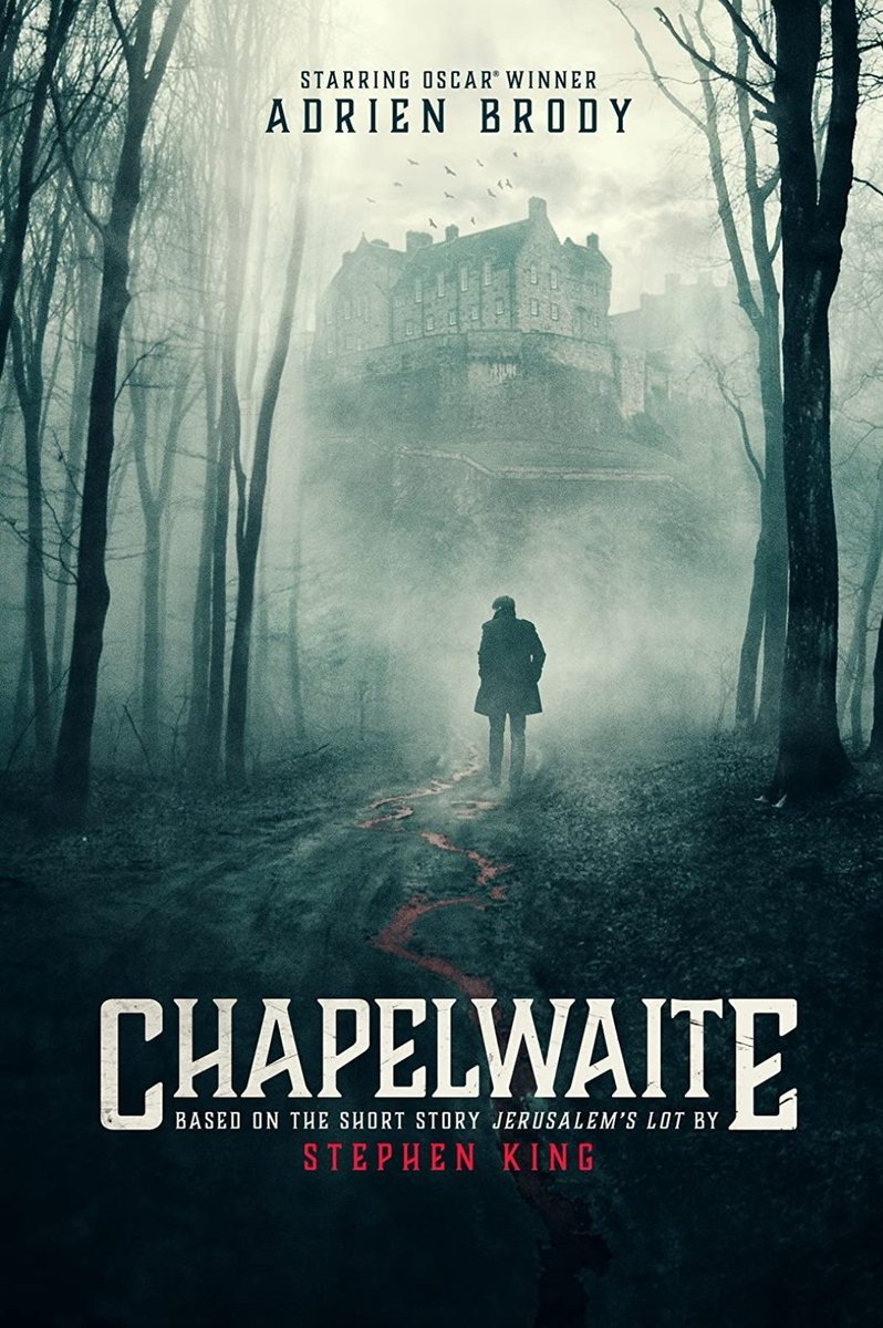 """Chapelwaite Teaser with Adrian Brody on Stephen King's """"Jerusalem Lot"""""""