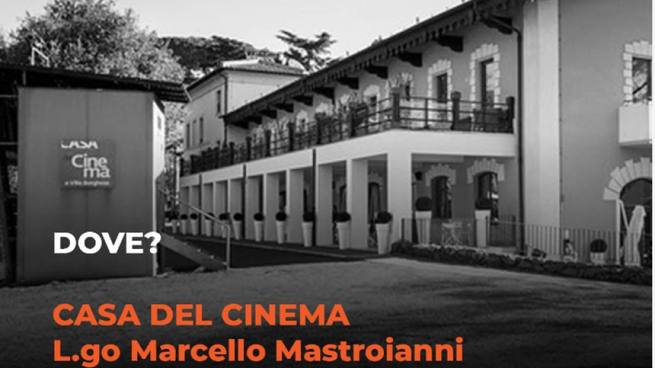 14th Edition of the Bulgarian Film Festival in Rome