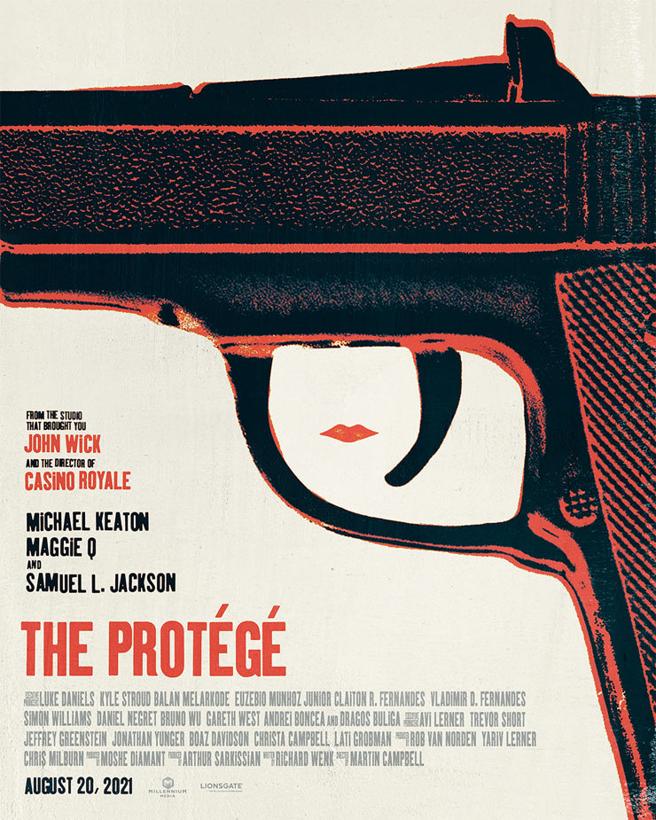 Martin Campbell's The Protégé Trailer with Maggie Q, Samuel L. Jackson and Michael Keaton