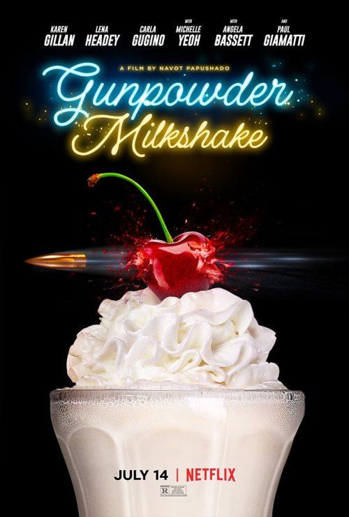 First Trailer for Gunpowder Milkshake with Karen Gillan, Lina Heidi and Carla Gugino