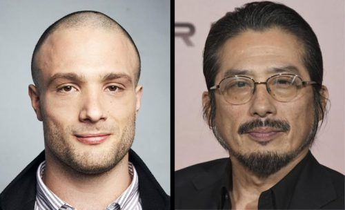 Hiroyuki Sanada and Cosmo Jarvis in the New Adaptation of Shogun by James Clavell