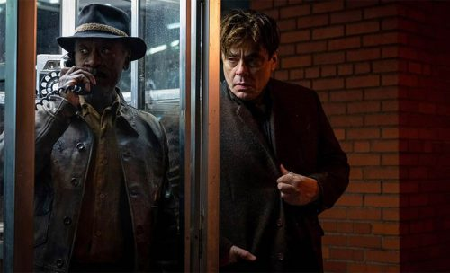 Teaser Trailer for the Star Packed No Sudden Move by Steven Soderbergh