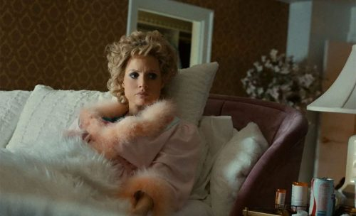 See the Unrecognizable Jessica Chastain and Andrew Garfield in The Eyes of Tammy Faye