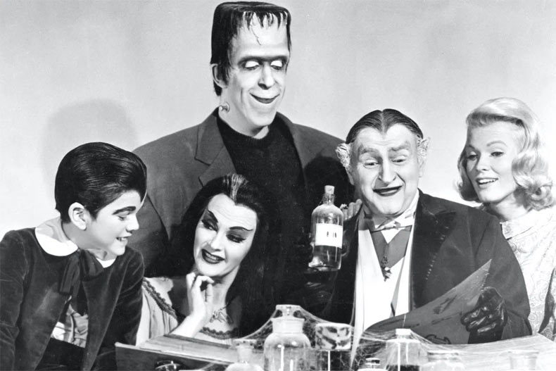 Rob Zombie will Work on a New Version of the Sitcom Classic The Munsters
