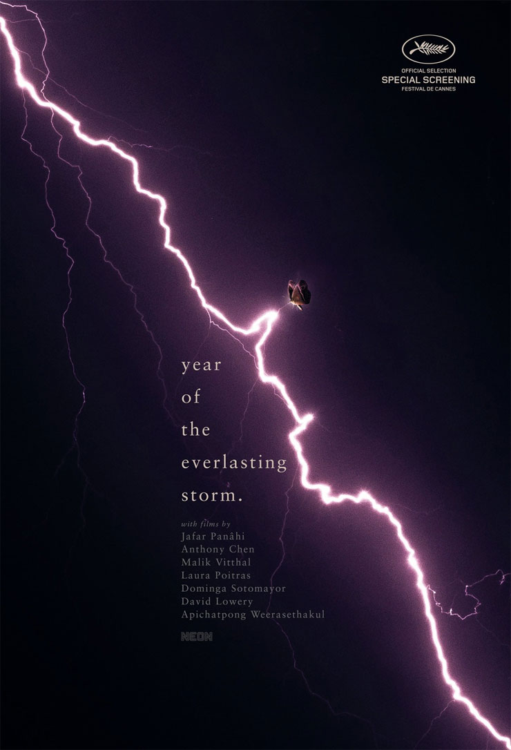 Trailer for the Cannes Debut Anthology The Year of the Everlasting Storm
