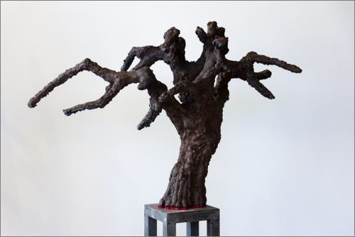"""Exhibition """"Roots"""" – 16 Contemporary Sculptors for Galin Malakchiev"""