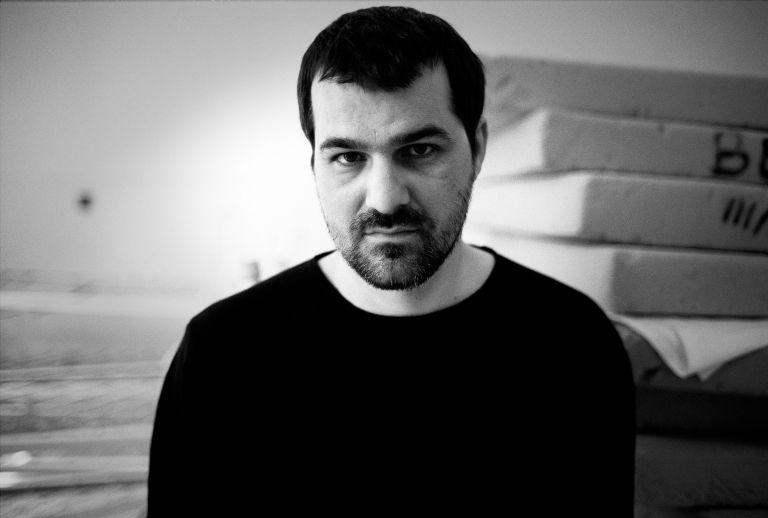 Kornél Mundruczó with the Special Award of the 25th Anniversary Sofia Film Fest