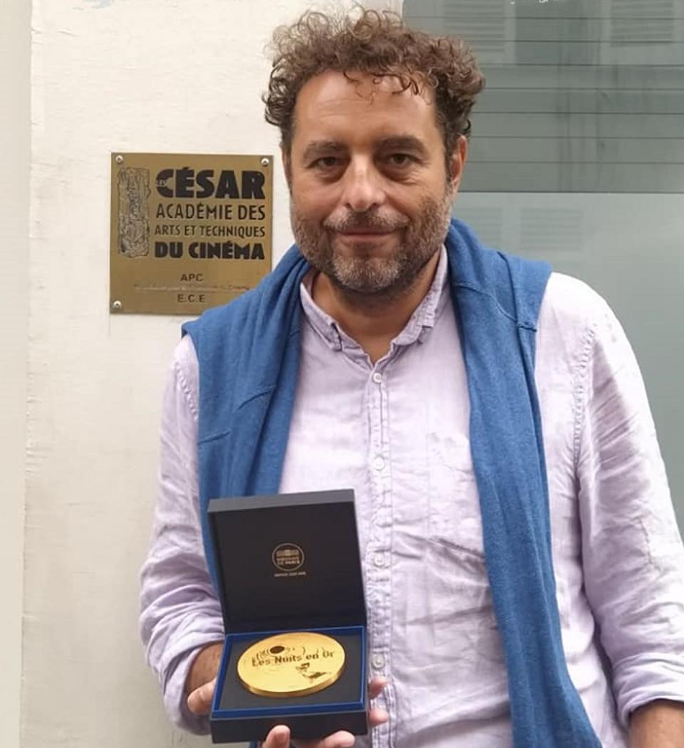 Second Honorary Cesar for Teodor Ushev